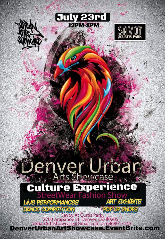 Denver Urban Arts Showcase